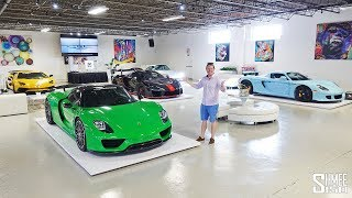 This is How I Should Display My Car Collection!