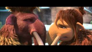 Ice Age 4: Continental Drift - The Falls clip