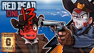 WE WRECK EVERYONE ONLINE! With PVP GAMES - RED DEAD ONLINE - Ep. 6!