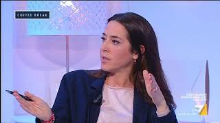 Licia Ronzulli (Forza Italia) su Di Maio e Fanucci: