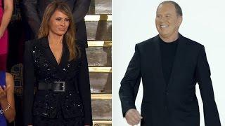 Michael Kors Makes It Clear He Did Not Dress Melania Trump For Husband's Speech