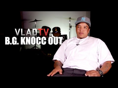 B.G. Knocc Out: Dr. Dre Set Up Eazy-E In Suge Knight Altercation