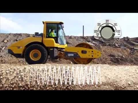Volvo SD75B, SD115B, SD135B promotional video