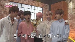 (Showchampion behind EP.39) Congratulation BTS!!!!