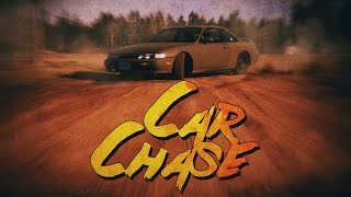 CAR CHASE: A Short Action Scene
