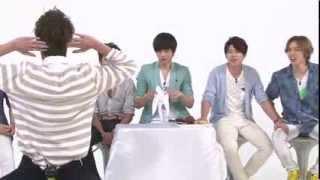 Weekly idol Infinite (L Origami+Sungjong bad girl dance cut)
