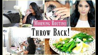 My  Summer Morning Routine - Healthy Breakfast Recipe! MissLizHeart