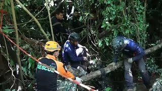 Search continues in Thailand for soccer team