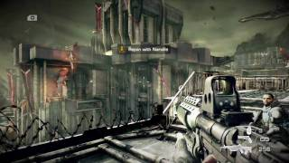 Killzone 3 Campaign - Chapter 02: Evacuation Orders [1/2]