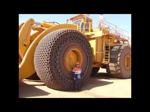 Algumas das maiores Máquinas do mundo imagens