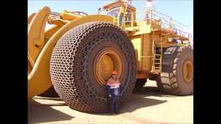 Algumas das maiores Máquinas do mundo (imagens)