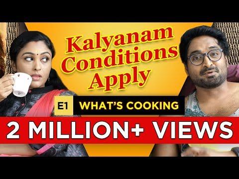 Xxx Mp4 Kalyanam Conditions Apply Episode 1 – What's Cooking Mirchi Senthil Sreeja 3gp Sex