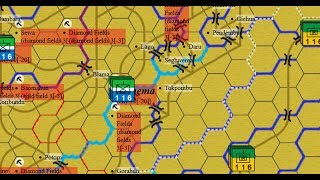 Kenema and Bo Region - 1991 (Sierra Leone Civil War)