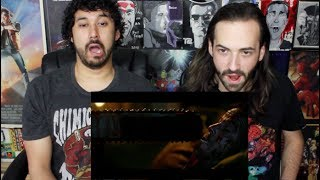 LEATHERFACE (2017) Exclusive RED BAND TRAILER REACTION!!!