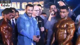 Salman Khan Gym Workout With Body Builder Sergi Constance Full Video