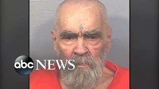 Notorious cult leader Charles Manson dead at 83