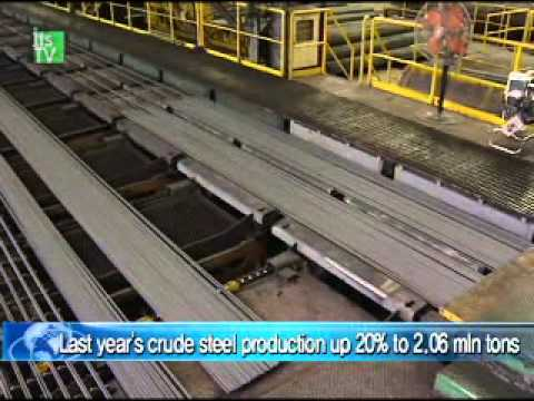 Stainless crude steel production breaks 2 million tons