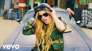 Avril Lavigne - Rock N Roll (Official Music Video)