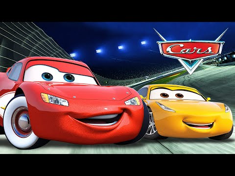 Cars Toons ENGLISH Mater s Tall Tales the cars part 1 kids movie McQueen & Mater