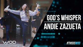 Andie Zazueta of Miniotics | God's Whisper