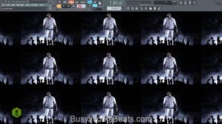 How to Make a Chris Brown Dance Beat with Nexus | Beginners | FL Studio