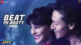 Beat Pe Booty - Making | A Flying Jatt | Tiger S, Jacqueline F | Sachin, Jigar, Vayu & Kanika K