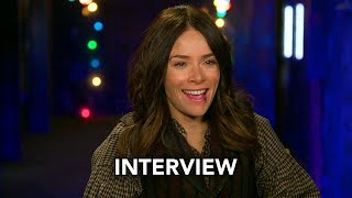 Timeless Series Finale Event - Abigail Spencer Interview (HD)