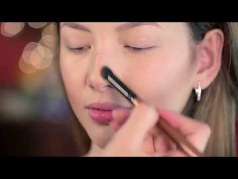 Be alluring with Ellen Adarna this Christmas with this dramatic Christmas MakeUp Tutorial