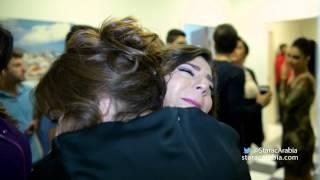 لحظات وداع ريتا سليمان على مسرح ستار اكاديمي 10 - Rita Sleiman Last Moments