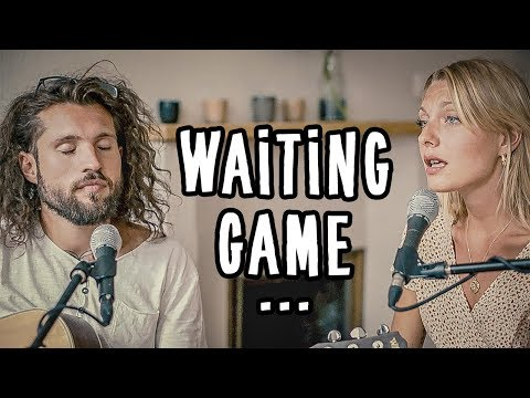 Waiting Game - Parson James [Cover] by Julien Mueller feat. Julie Fournier