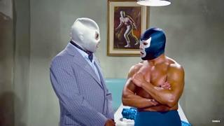 Santo y Blue Demon Contra Drácula y El Hombre Lobo | Cine Mexicano