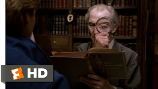 Top Secret! (6/9) Movie CLIP - Backwards Bookstore (1984) HD