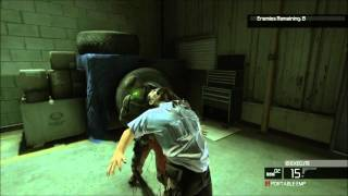 Splinter Cell Conviction- Takedowns by PuzzLe ShocK