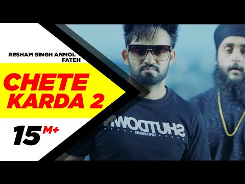 Xxx Mp4 Chete Karda 2 Full Song Resham Singh Anmol Feat Fateh Latest Punjabi Song 2017 Speed Records 3gp Sex