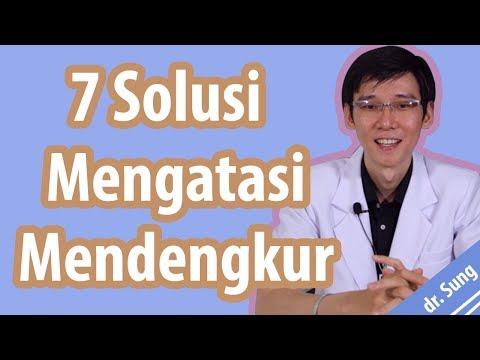 7 Solusi Mengatasi Mendengkur / Ngorok