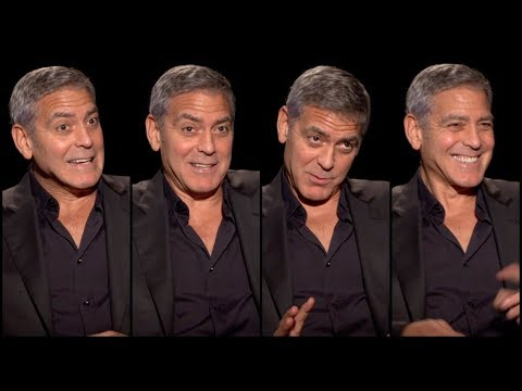 Xxx Mp4 George Clooney On How He Found Out Amal Was Pregnant 3gp Sex