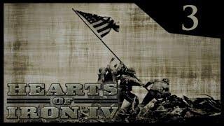 Hearts of Iron IV Waking the Tiger - Interventionist USA #3 - Venezuela