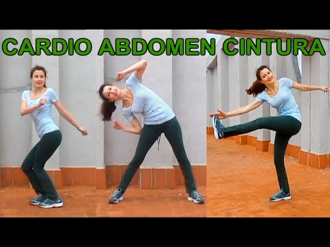 CARDIO Workout for Belly Fat Loss Cardio and Abs Workout At Home Fat Burner