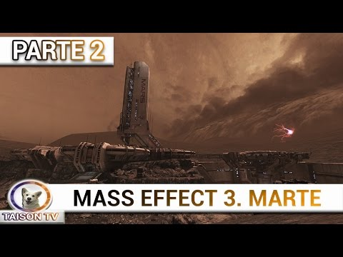 Mass Effect 3 Parte 2, Bienvenidos