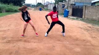 Afro fusion from Ghana, Kasia Jukowska & Flex || Kiff no beat - Anita