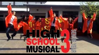High School Musical 3 by 4to Medio A, Liceo ICP, 2012/ film cover