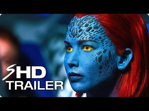 X-MEN: DARK PHOENIX Teaser Trailer Concept #1 (2019) Jennifer Lawrence, Sophie Turner Marvel Movie