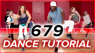 679 I Dance Tutorial I Willdabeast Choreography