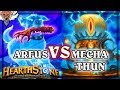 Download Video Download Arfus Rogue VS Mecha C'Thun ~ Hearthstone The Boomsday Project 3GP MP4 FLV
