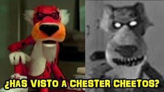 ¿Has Visto a Chester Cheetos En La Vida Real?