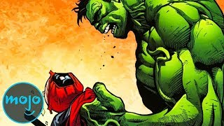 Top 10 Worst Things That Happened to Deadpool