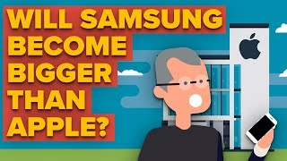 Apple vs Samsung - Which Is Bigger?