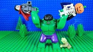 LEGO Hulk Smash Monster