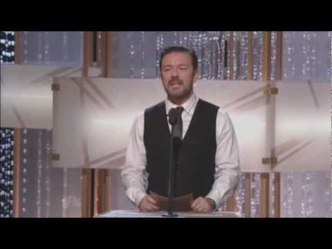 Ricky Gervais s performance at the Golden Globes offends Jon Stewart
