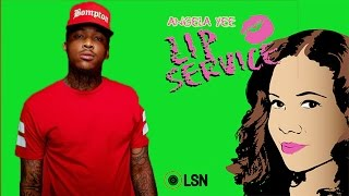 Angela Yee's Lip Service Podcast: YG Sits Down To Talk Marriage, Bitches, and Sex With Virgins